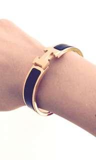 [READY STOCK] Hermes Clic H Bracelet