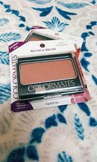COLORMATES blush&brush