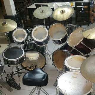 Tama drumset vintage