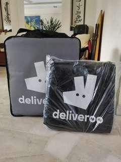 Deliveroo delivery bag