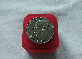 1978 Eisenhower US Dollar coin
