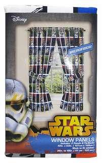 $299 window curtain 星球大戰 窗簾 star wars