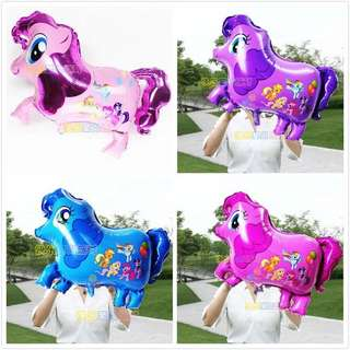🌈 My Little Pony MLP party supplies - balloons / party deco
