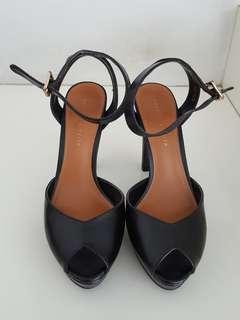 Charles and keith platform heels