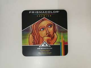 Prismacolor Premier Colored Pencils Set of 48