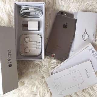 RUSH! iPhone 6 🍃