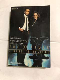 The Official Guide to The X-Files