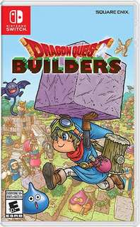 Dragon Quest Builders (JAPAN Cover) Nintendo Switch