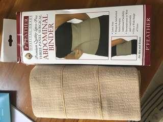 Abdominal binder (fix all sizes