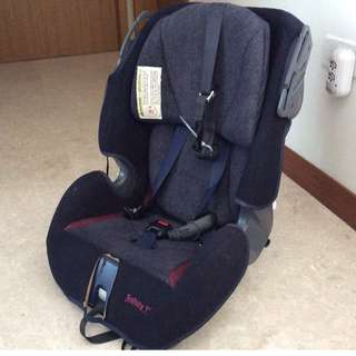 Car Seat (with iso fix)
