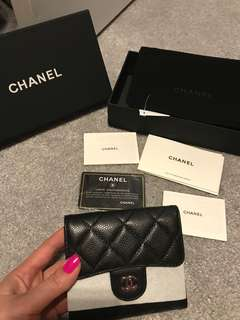 *chanel* wallet (new)