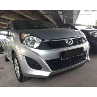 NEAR 2017 Perodua Axia 1.0 (A)PTPTN BLIST FLOAN