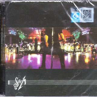 METALLICA S And M San Francisco Symphony Orchestra 2CD