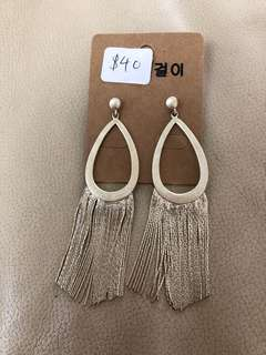 Brand new Earrings.  Unique n 1 design of its own.