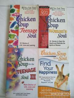 Chicken Soup Books