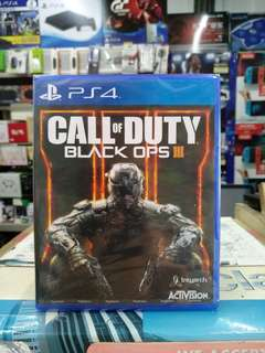 🆕 PS4 Call of Duty Black Ops 3