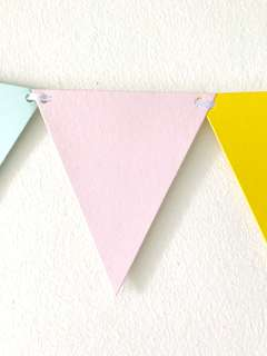 Colorful Banner pendent party decorations