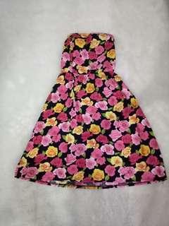 Dress kemben bunga2