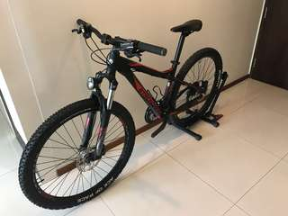 Strongman mountain bike