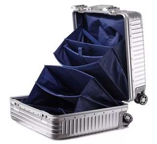 """Stylish & Unique Cabin Size Business Luggage, 17"""" & 20"""", Preorder, Available in many colours"""