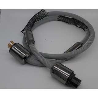 Telos Audio Black Ref. Power Cord 1.5m