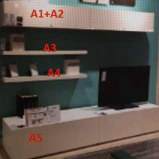 (NEW) (only JB) tv console A5