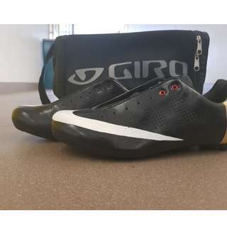 Giro Empire Customed shoes with Nike swoosh