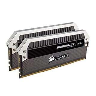 Corsair Dominator Platinum 16GB (2 x 8GB) DDR4 3200MHz