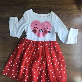 Mothercare Girls Dress