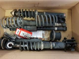 Honda fit bc/br coilover