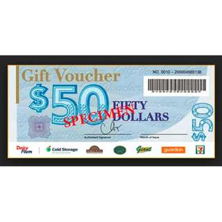 free 1000$ grocery voucher