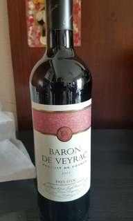 法國紅酒BARON