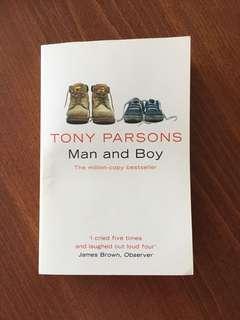 Man and Boy - Tony Parsons #20under