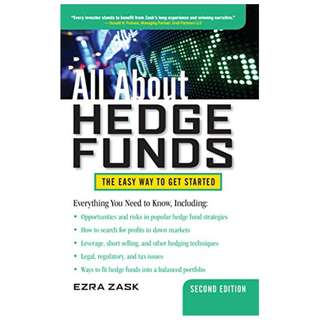 All About Hedge Funds, Fully Revised Second Edition (All About... (McGraw-Hill)) Kindle Edition by Ezra Zask  (Author)