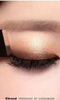 16brand korean eyeshadow