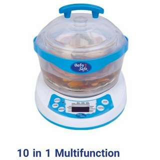 10 in 1 multi fungsi