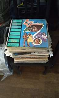 Assorted records @ negotiable prices