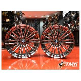sport rim 19 inch BMW F30 F32 F36 F10 F12 E46 3SERIES 4SERIES 5SERIES