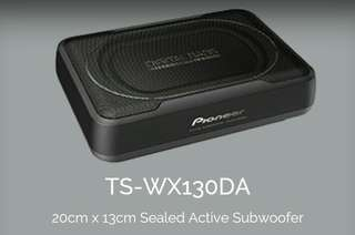 PIONEER ACTIVE SUBWOOFER TS-WX130DA
