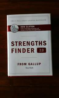 Strengths Finder - Tom Rath