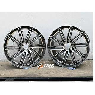 sport rim 19 inch RAYS VARIANCE VV10S TOYOTA HONDA MAZDA HYUNDAI MITSUBISHI