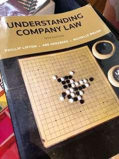 Understanding company law