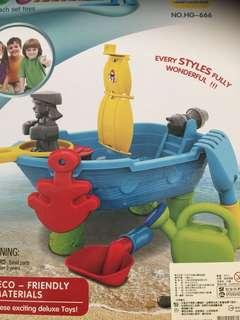 幼童沙灘玩具組