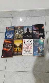 Used English story books