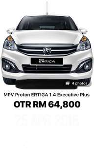 Proton Ertiga 1.4 Executive Plus
