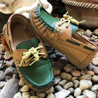 Sperry Inspired Shoes - Size 28
