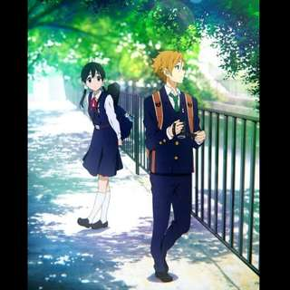 [Rent-TV-Series] Tamako Love Story (2014) [ANIME]