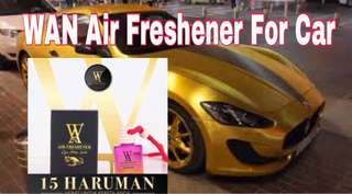 WanAir Freshener for Car 🚘 Home Office