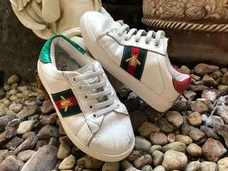 Gucci Inspired Toddler Shoes - Size 27