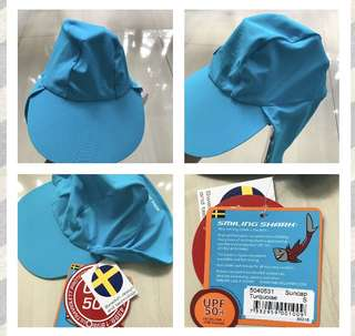 Boys  uv hat for 3 -5 years S size